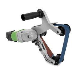 Шлифовальные машины - Адаптер для ленточной шлифовки труб до 180 мм, 0