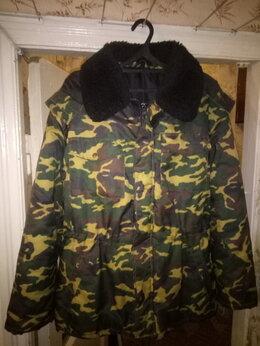 Куртки - Куртка армейская, теплая, 0
