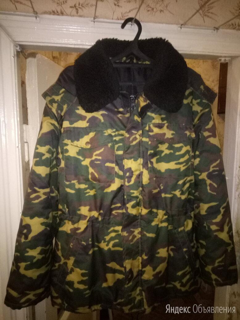 Куртка армейская, теплая по цене 1200₽ - Куртки, фото 0