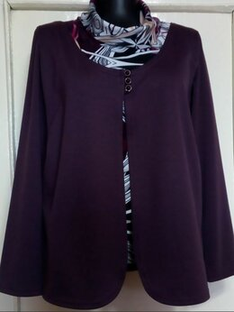 Блузки и кофточки - Блуза-жакет, 0