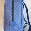 """рюкзак ручно работы """"Ирисы""""(работа на заказ) по цене 3000₽ - Рюкзаки, фото 3"""