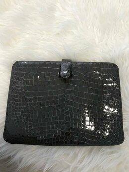 Клатчи - сумка-клатч для планшета, натуральная лаковая кожа, 0