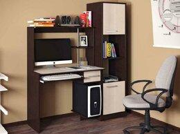 Компьютерные и письменные столы - Компьютерный стол Дебют с пеналом, 0