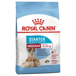 Корма  - Royal Canin Medium Starter 12 кг, 0