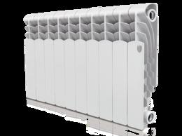 Радиаторы - Радиатор RoyalThermo Revolution AL 350 10 секции, 0