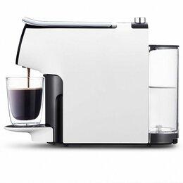 Кофеварки и кофемашины - Кофемашина Xiaomi Scishare Thought Shot Coffee Machine S1102 (White), 0
