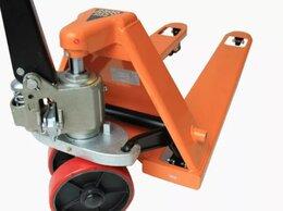 Грузоподъемное оборудование - Колеса для гидравлических тележек , 0