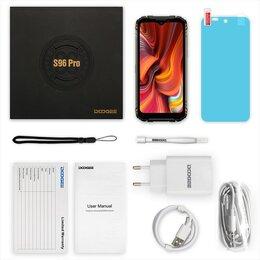 Мобильные телефоны - Doogee S96 Pro: защищенный смартфон с прибором…, 0