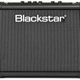 Гитарное усиление - Blackstar ID:CORE20 V2 Моделирующий комбоусилитель. 20W, 0