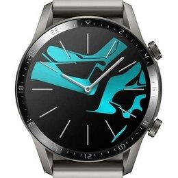Умные часы и браслеты - Умные часы Huawei Watch GT 2 46 mm Latona-B19B Titanium Grey, 0