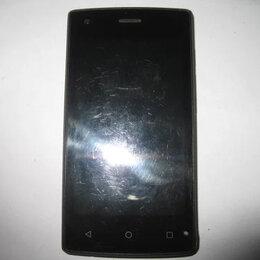 Мобильные телефоны - Tele2 Maxi LTE Duos Black, 0