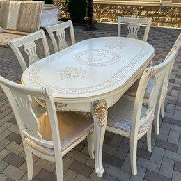 Столы и столики - Стол Версаче Роза, 0