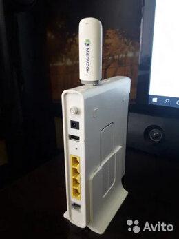 3G,4G, LTE и ADSL модемы - РОУТЕР И 3 G МОДЕМ, 0