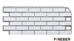 Фасадные панели - Фасадные панели FineBer Кирпич, 0