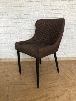 Стулья, табуретки - Стул коричневый винтаж, экокожа. Супер-качество!, 0