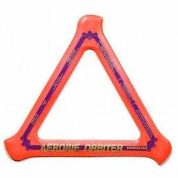 Фрисби - Бумеранг Aerobie Orbiter boomerang с мягкими резиновыми краями, 0