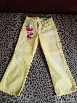 Джинсы - Супер джинсы р. 5-6 лет Miss sixty Италия, 0
