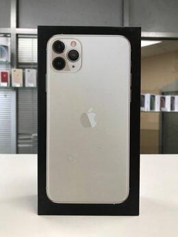 Мобильные телефоны - iPhone 11 Pro 512gb РосТест silver A2215, 0