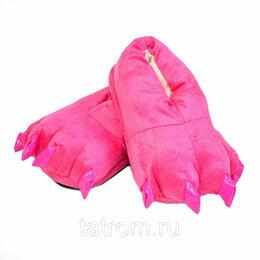 Кигуруми - Тапочки для кигуруми розовые, 0