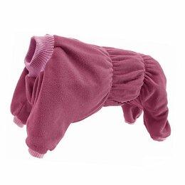 Одежда и обувь - комбинезон костюм флисовый для собаки, 0
