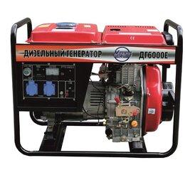 Электрогенераторы и станции - Генератор дизельный Magnus ДГ6000Е (электростарт, подогрев), 0