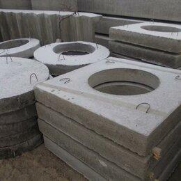 Железобетонные изделия - Плита ПО-10 (1700 Х 1700 Х 160), 0
