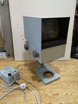Микроскопы - Проекционный микроскоп Plastival 50, 0