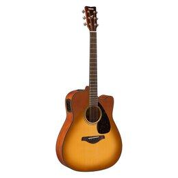 Акустические и классические гитары - Yamaha FGX800CSB Гитара электроакустическая…, 0