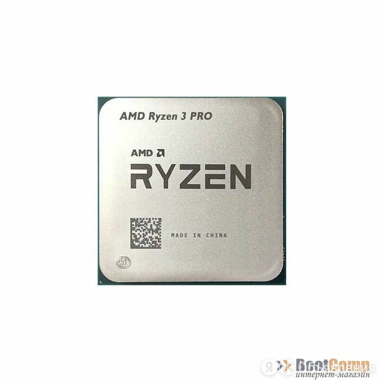 Процессор AMD Ryzen 3 PRO 2200GE Tray без кулера YD220BC6M4MFB по цене 9170₽ - Кулеры и системы охлаждения, фото 0