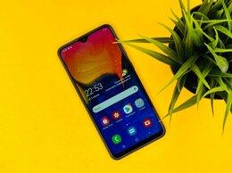 Мобильные телефоны - Samsung Galaxy A10 Blue (новый), 0