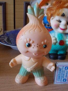 Куклы и пупсы - Игрушка из СССР Чиполлино мальчик луковка, 0