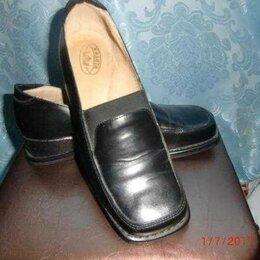 Туфли - Туфли р.39 на нестираемой подошве, 0