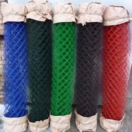 Заборчики, сетки и бордюрные ленты - сетка рабица, 0