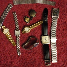 Наручные часы - Наручные часы браслеты разные, 0