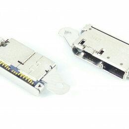 Компьютерные кабели, разъемы, переходники - Разъем micro usb №27 (Samsung Galaxy S5), 0
