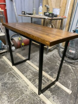 Столы и столики - Столы в стиле лофт, 0