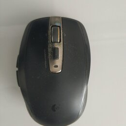Мыши - Мышь logitech anywhere mouse mx, 0