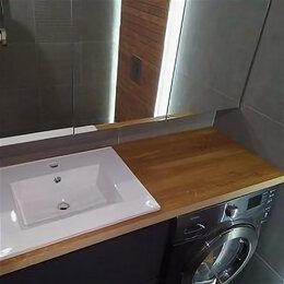 Мебель для кухни - Столешница из цельноламельного дуба, 0