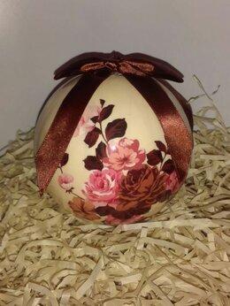Сувениры - Шарик на елку (hand-made), 0