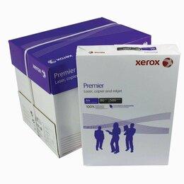 Бумага и пленка - Бумага xerox Premier А4, 0