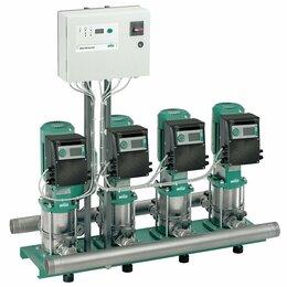 Насосы и комплектующие - установка повышения давления wilo -Comfort COR-3…, 0
