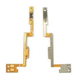 Шлейфы - Шлейф на LG X Power K220DS на кнопку включения, 0