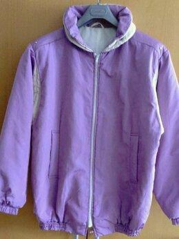 Куртки - Спортивная куртка unisex, р.48-50, 0