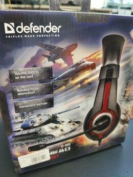 Компьютерные гарнитуры - Наушники Defender Warhead G-185, 0