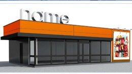 Готовые строения - Строительство торговых павильонов, магазинов и…, 0