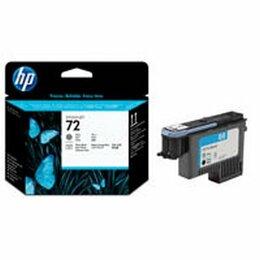 Комплектующие для плоттеров - C9380A Печатающая головка №72 черная и серая  для плоттеров Hewlett Packard, 0