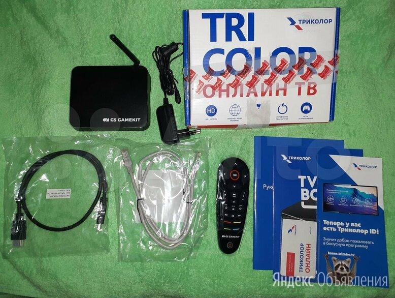 Приставка Триколор по цене 2000₽ - ТВ-приставки и медиаплееры, фото 0