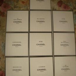 Парфюмерия - Chanel 10 мини флаконов винтаж в коробках, 0