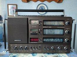 Музыкальные центры,  магнитофоны, магнитолы - Радиоприемник Grundig Satellit 3400 Pro, 0