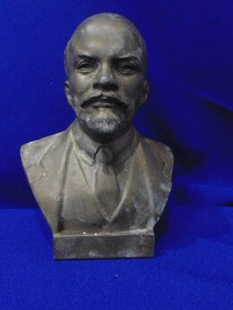 Статуэтки и фигурки - Бюст В.И.Ленина, 0